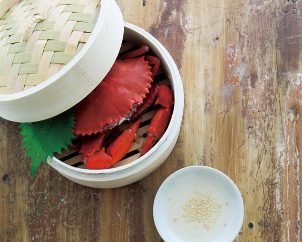 秋天,就是要吃螃蟹!清蒸螃蟹|台灣好食材...
