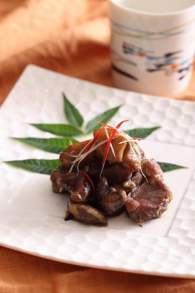 鰻鯗菱角煨梅肉|台灣好食材...