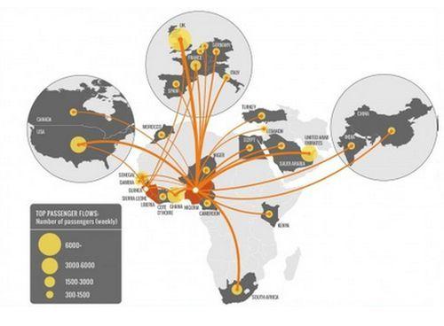 研究預估伊波拉病毒月底登陸英法...