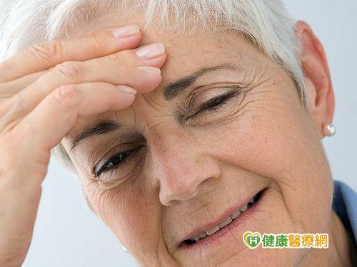老年人姿勢性頭暈恐耳石掉落...