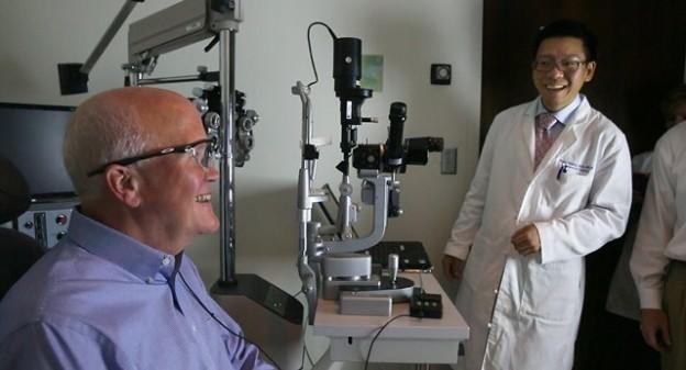 幹細胞植入視網膜重現光明又沒生出腫瘤 健康達人網...