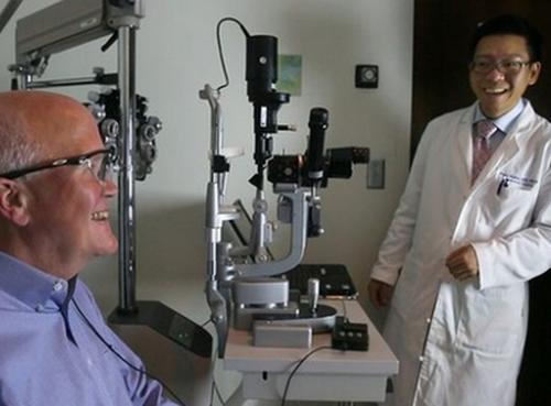 幹細胞植入視網膜重現光明又沒生出腫瘤...