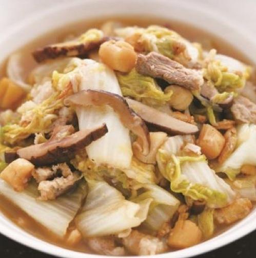 配飯良伴,香氣豐盛白菜滷|台灣好食材...