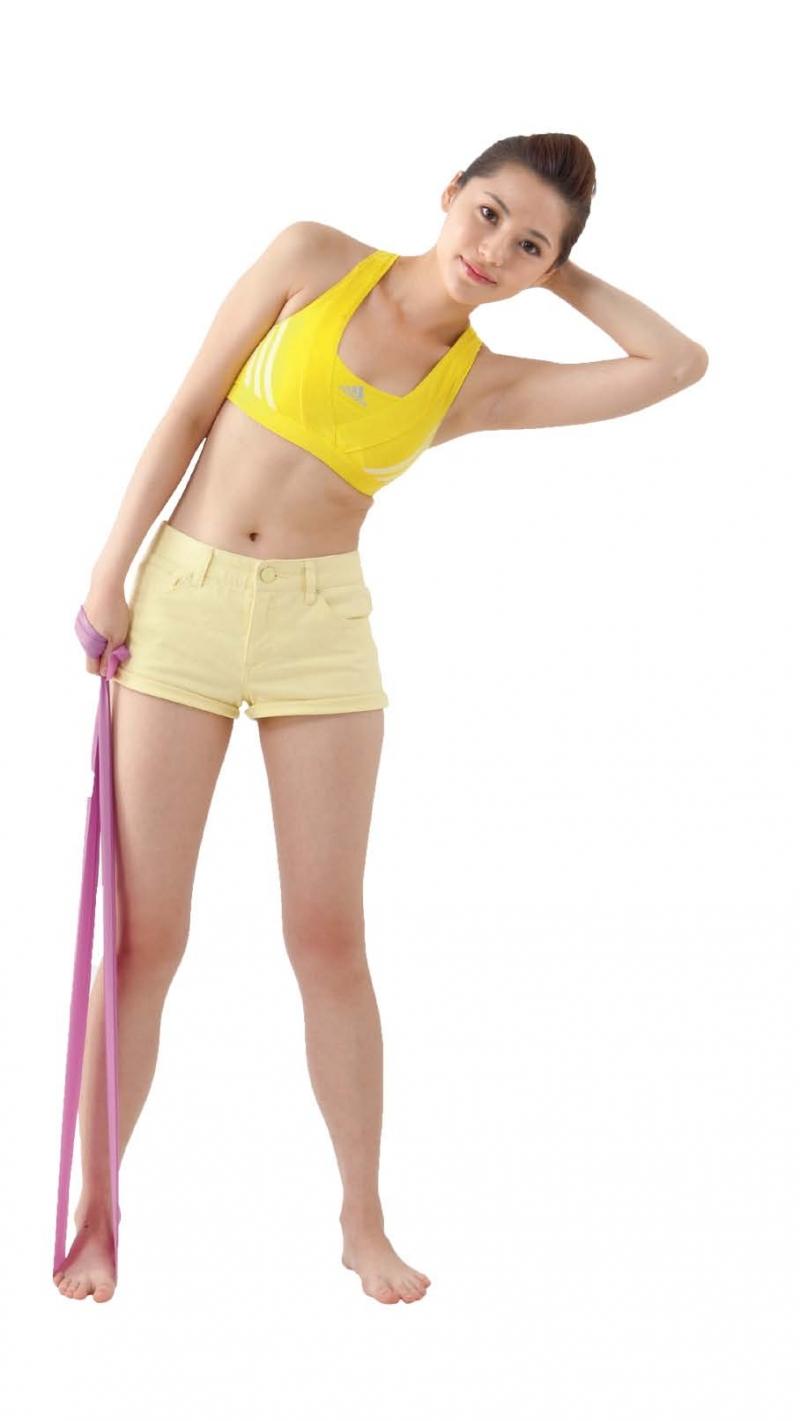 淋巴代謝「瘦腰腹」!!打造迷人完美腰線緊實腰線,鬆垮肚變不見...