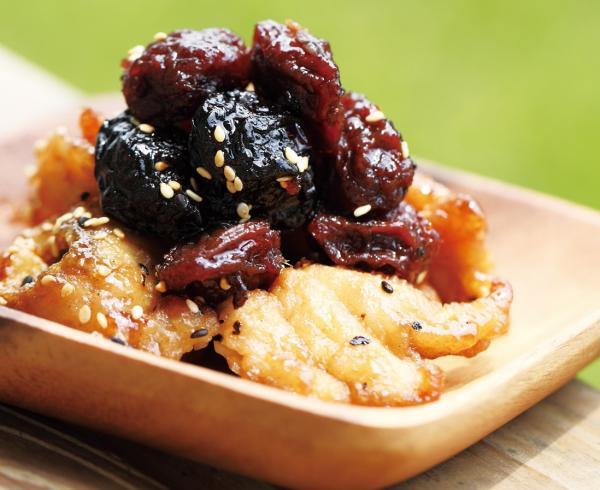 蜜紅棗醬醋魚|台灣好食材...