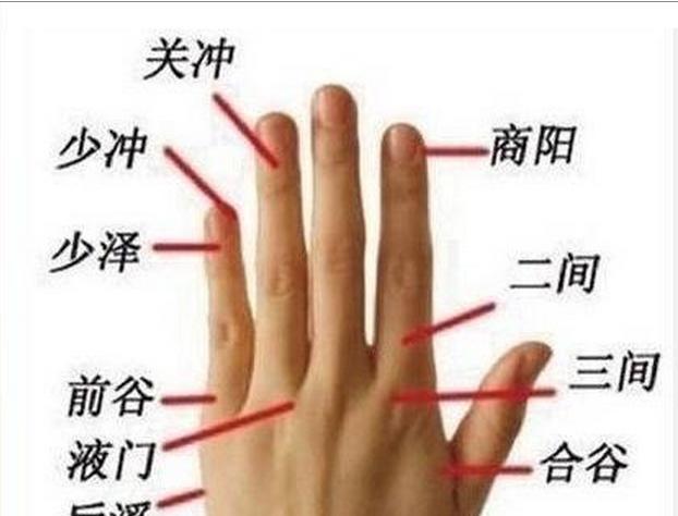 請告訴便秘人:手指上有個通便穴,一按下去就整個順暢...