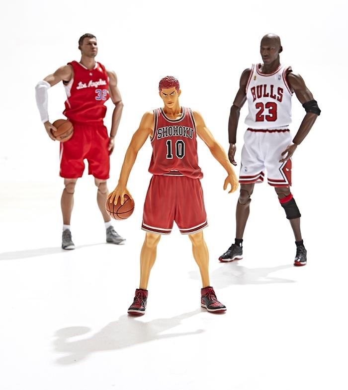 JordanXSlamDunk再次啟航讓我們重做一次熱血籃球...