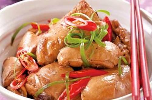 【家常菜快炒祕訣】如何讓雞肉吃起來Q嫩?...