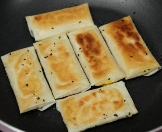 黑芝麻藍帶脆蝦卷 台灣好食材...
