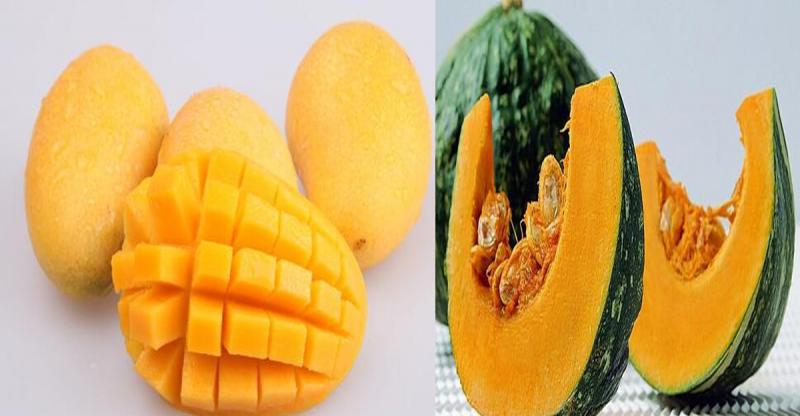 這些營養食物亂吃會出事!尤其是止血的「芒果」和補血的「南瓜」...