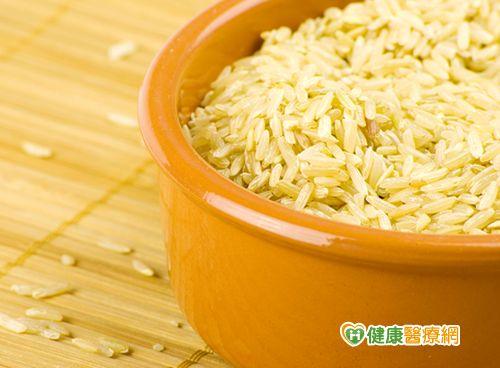 減肥不吃米飯恐傷腎傷心...