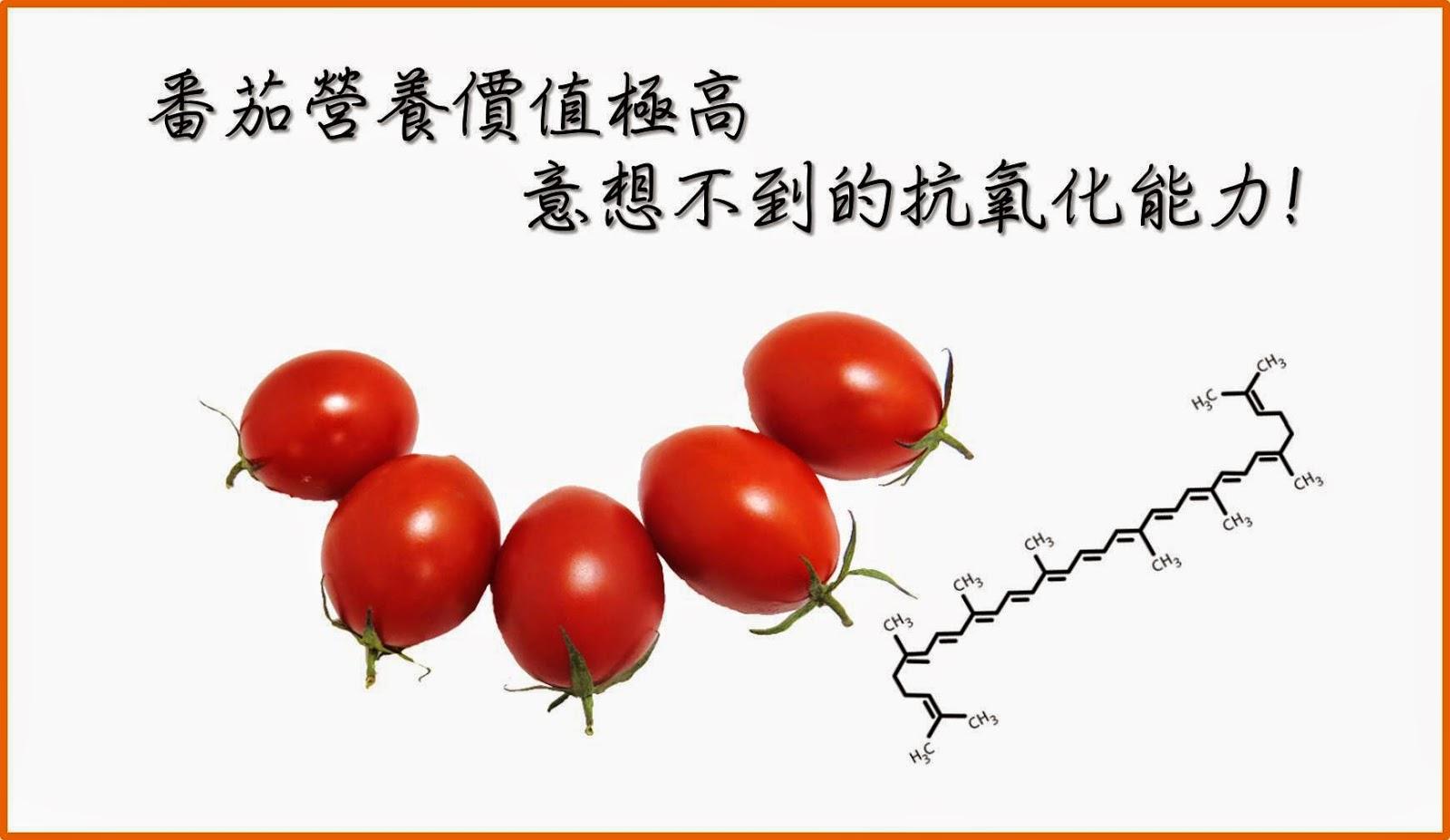 番茄營養價值極高,意想不到的抗氧化能力...
