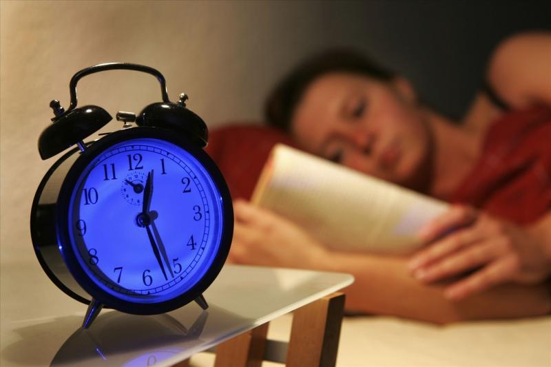 長期晚睡的危害一覽表,今天起拒絕晚睡...