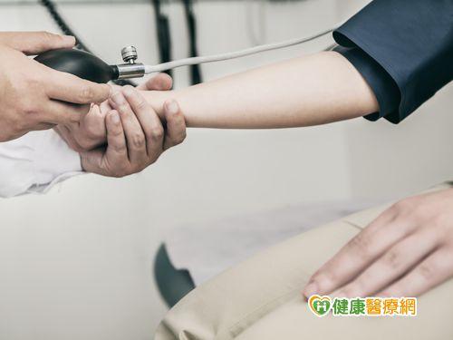 血壓飆高恐是甲狀腺機能亢進...