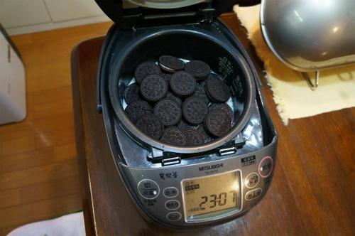 狂推《電鍋料理》超美味OREO黑粥...
