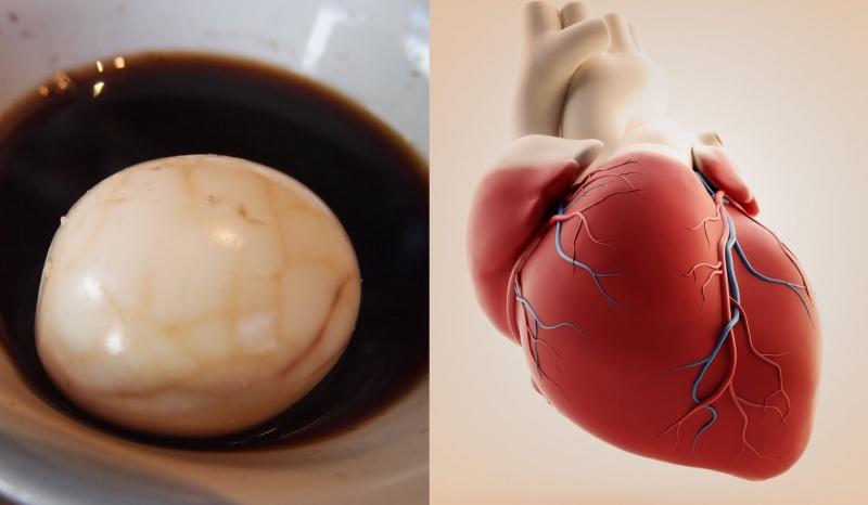 一顆蛋可救上一顆心臟?冬天「心血管疾病」發病率極高!愛護家中...