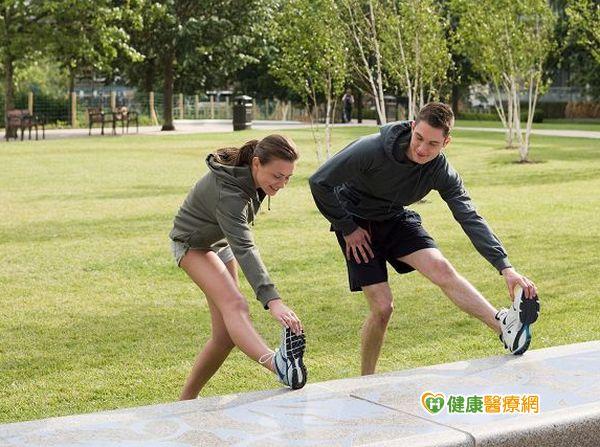 做好暖身及收操運動有效避免冬日運動傷害...