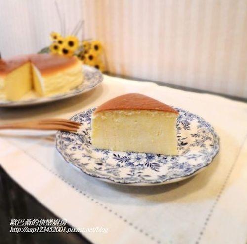 【輕乳酪蛋糕】~歐巴桑的快樂廚房...