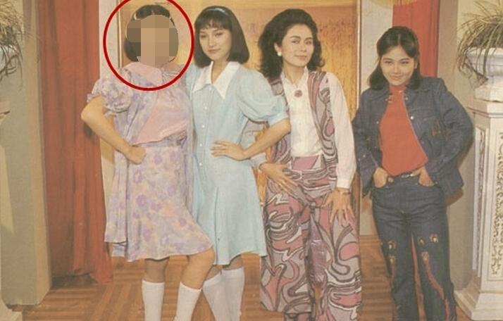 12月8日劉嘉玲49歲了!你知道她青澀的樣子多麼無辜可人嗎...