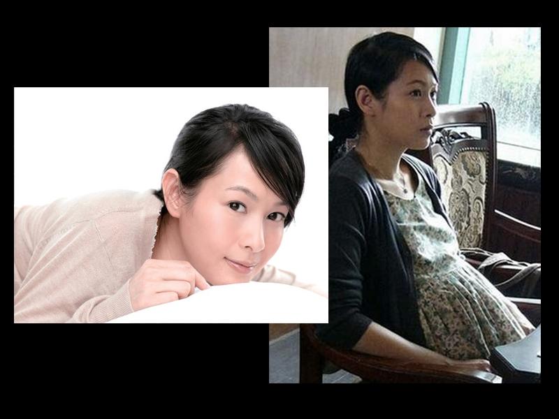 太辛苦!!劉若英45歲挺7個月孕肚!曾開刀雙腿支撐困難…...
