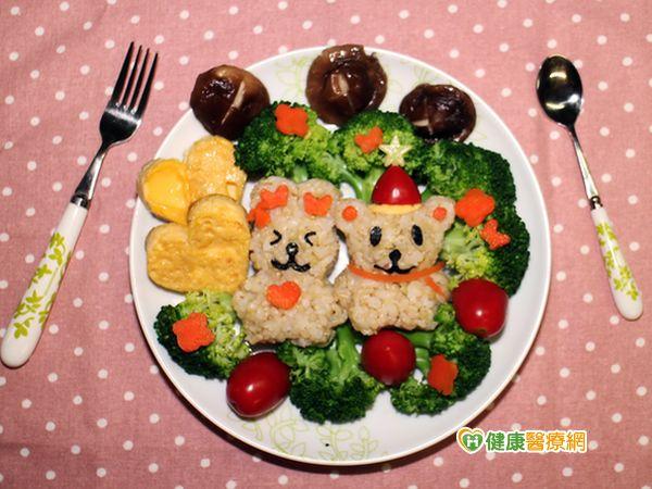 聖誕餐盒+花漾蔬果汁防癌健康吃...