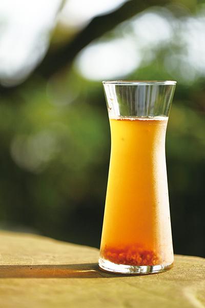 消積茶,助消化、口氣清新...