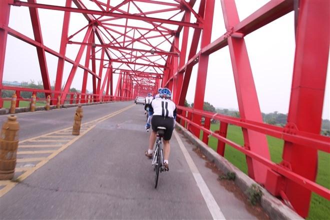 2015拜訪鹿港古樸小鎮的單車巡旅...