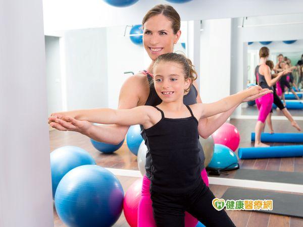 透過活力操幫助兒童增加體適能...