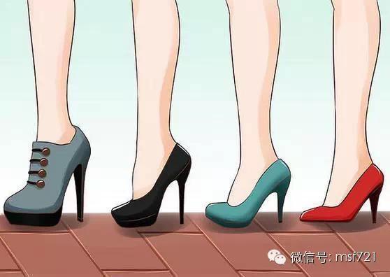 記住這15點,會讓你穿高跟鞋再也不會腳痛了!...