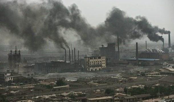 你知道環境污染究竟潛藏多少病源殺手嗎?看完你真的驚呆了!...