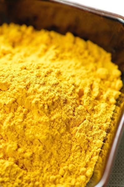 不含染劑,咖哩粉、薑黃粉放心吃...