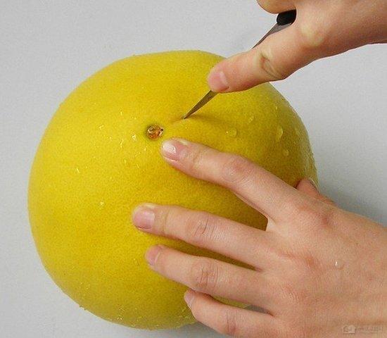 快來看!這麼多年的柚子都白吃了...