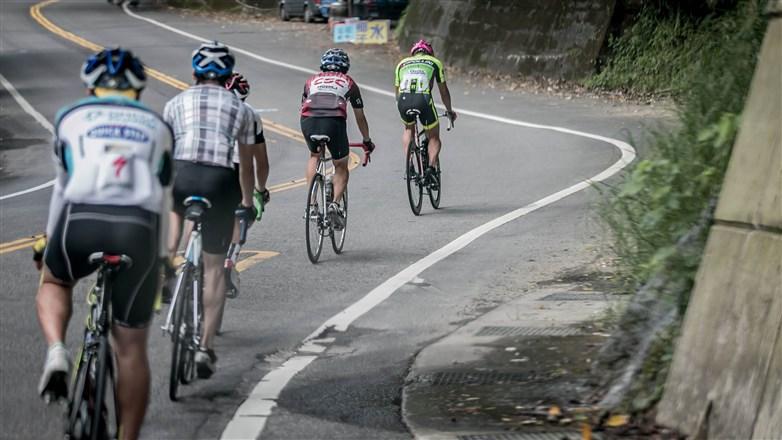 三峽北113自行車挑戰揪團直攻東眼山...