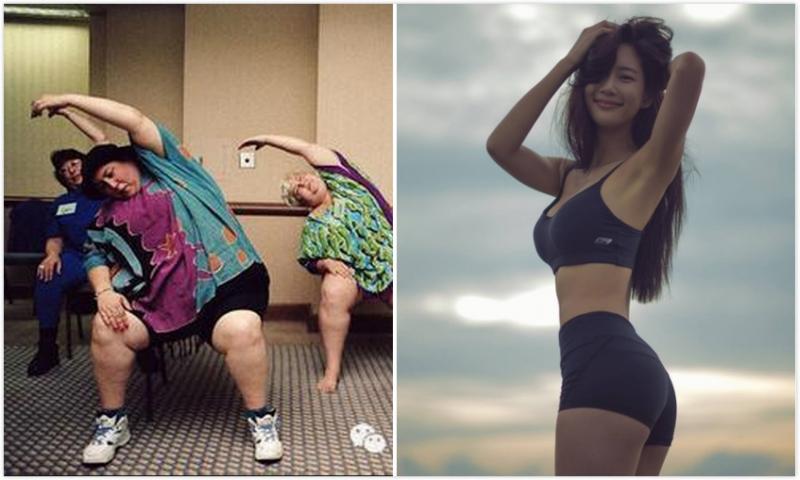 《身體各個局部暴瘦的方法》如果你有辦法做超過三天,你離瘦子就...