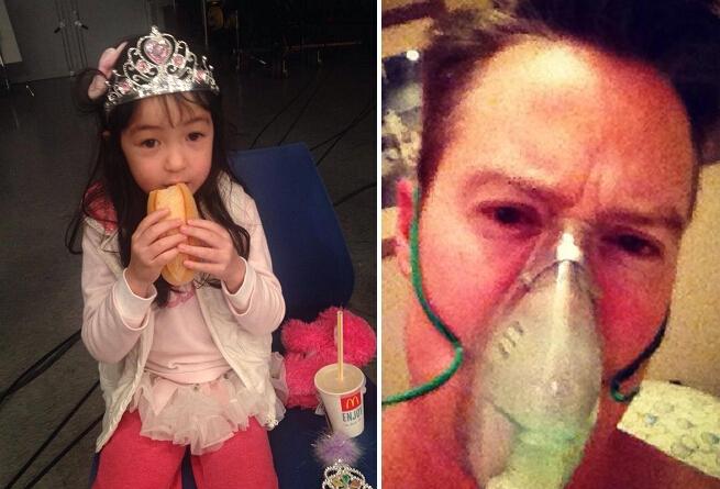 夏克立呼吸困難險喪命...!女兒一個貼心舉動救了他性命!...