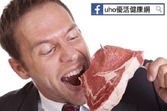 罹罕病又貪吃肉,年輕男子小腦血栓差點中風........