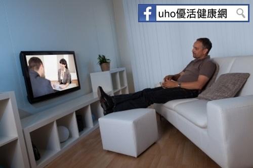 「宅」也有好處?研究:在家看電視竟可防流感...