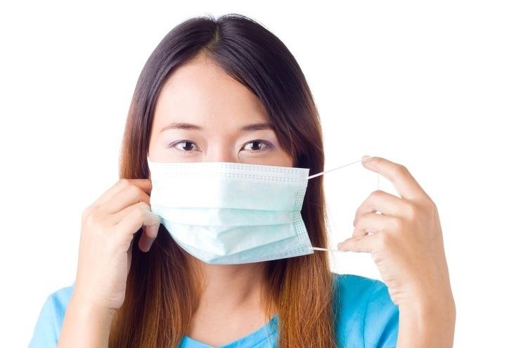 《保健》戴口罩有助減少汙染物吸入...