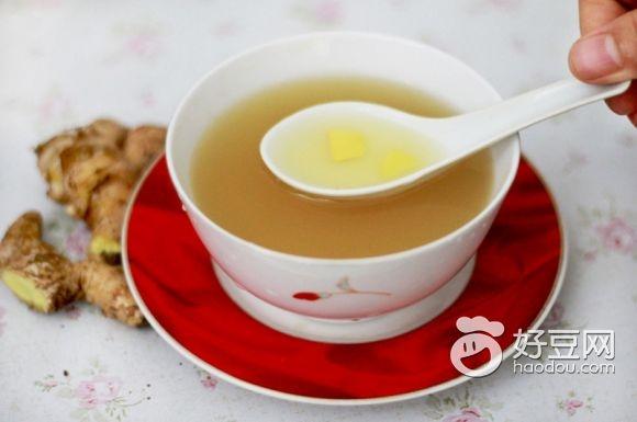 一碗神奇的姜蜜水,能讓老年斑全飛!...