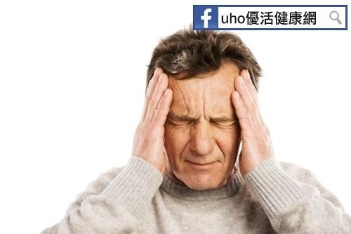 突發性劇烈頭痛當心是腦中風前兆...