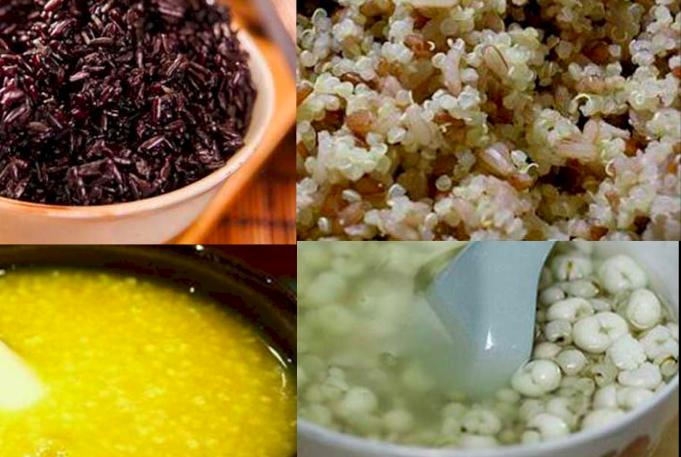 糙米、黑米、小米各種米飯的神奇功效,你都了解嗎?專門給愛吃飯...