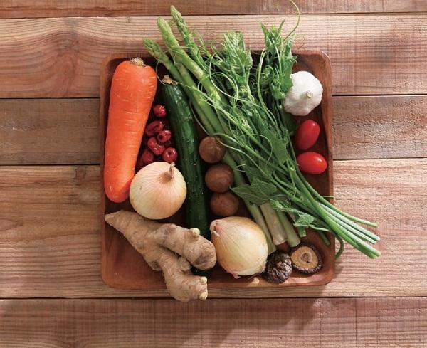 紓壓不必花大錢,只要這樣吃蔬果!...
