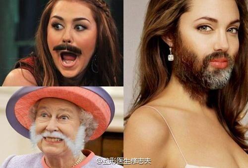 這些女人都長滿了鬍子!真正的原因竟然是.........