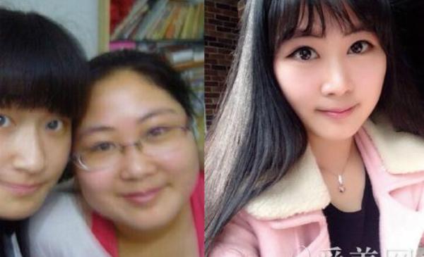 太厲害了!胖妹瘦下20斤簡直像換了個人!只因為她愛做這件事....