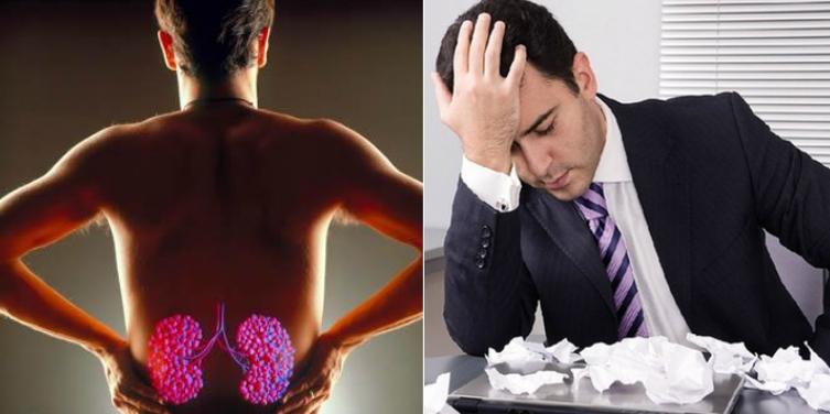 你腎虛嗎?男人腎虛的九大明顯症狀,中了一點你就要注意了!...