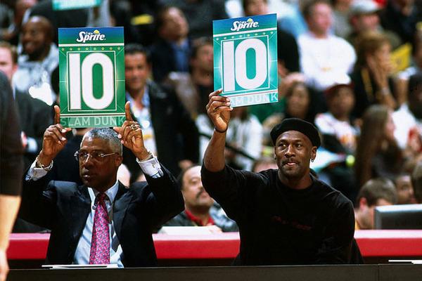 你心目中最好看的NBA灌籃大賽是哪一年呢?...