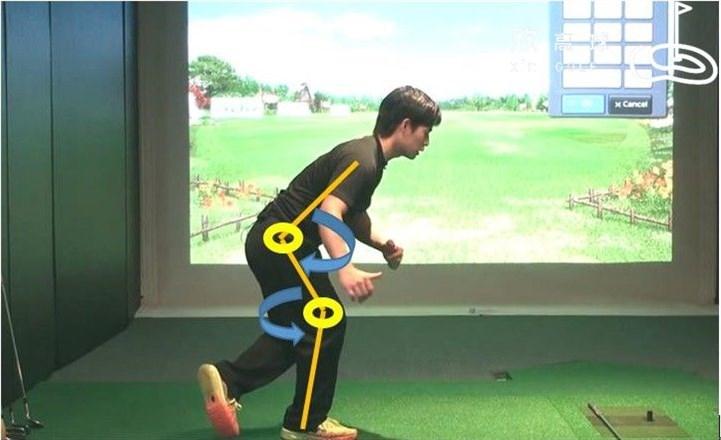 擊球更遠系列-下肢動力教學明確掌握啟動重心轉移的動力來源...