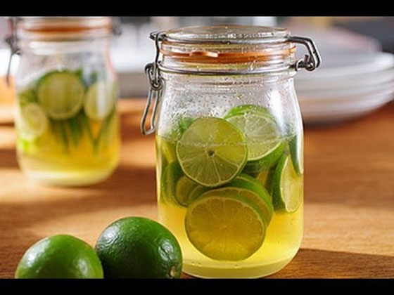 一定要學!教您親手做防癌檸檬醋...
