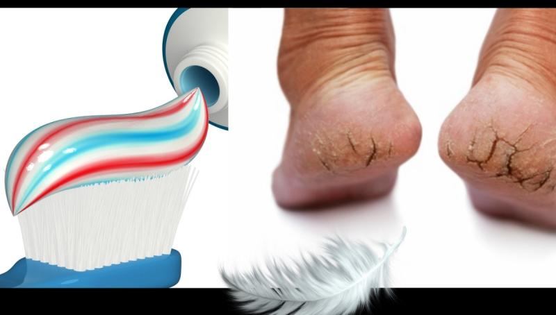 驚呆了!!牙膏32個超強用途!全都跟刷牙無關!這樣用可以除腳...