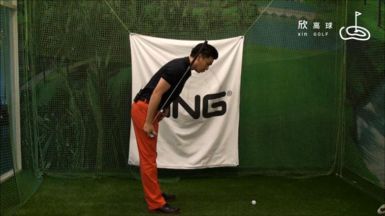 教學-打球時如何調整下巴縮放位置...